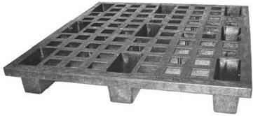 Paleta para piso multiuso |Uniplast