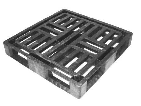 Paleta para piso multiuso | Uniplast
