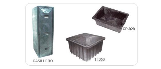 Tanques cajas y bandejas | Industrias Placol | Uniplast.
